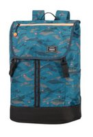 "American Tourister  URBAN Groove laptop hátizsák 15.6"" - Camo Cartoon 107265-7104 kép, fotó"