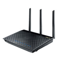 Asus  Dual-Band Wireless AC1750 Gigabit Router RT-AC66U kép, fotó