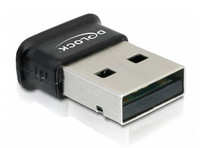 Delock  Adapter USB 2.0 Bluetooth V3.0 + EDR 61772 kép, fotó