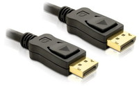 Delock  Displayport cable male - male 3m 82424 kép, fotó