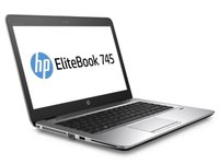 HP EliteBook 745 G4 Z2W04EA laptop kép, fotó
