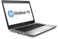 HP EliteBook 755 G4 Z2W12EA laptop kép, fotó