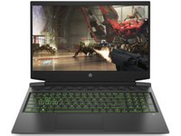HP Pavilion Gaming 16-a0016nh 1X2K6EA laptop kép, fotó