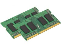 Kingston  ValueRAM 8GB DDR3L 1600MHz notebook memória KVR16LS11K2/8 kép, fotó