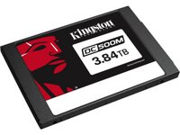 Kingston  DC500 3840GB 2,5 SATA3 SSD SEDC500M/3840G kép, fotó