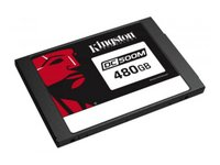 "Kingston  DC500 480GB 2,5"" SATA3 SSD SEDC500M/480G kép, fotó"