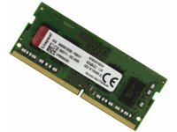Kingston  DDR4 4GB 2666MHz CL19 1Rx16 notebook memória KVR26S19S6/4 kép, fotó