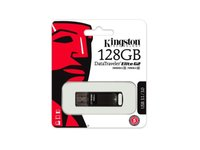 Kingston  DataTraveler Elite G2 USB 3.1 - 128GB DTEG2/128GB kép, fotó