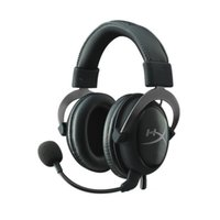 Kingston  HyperX Cloud II gamer headset - Gun Metal KHX-HSCP-GM kép, fotó