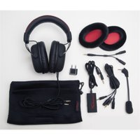 Kingston  HyperX Cloud gamer headset - fekete KHX-H3CL/WR kép, fotó