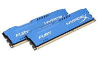 Kingston  HyperX Fury Memória - 16 GB DDR3 1866MHz (2 x 8 GB) - Blue HX318C10FK2/16 kép, fotó