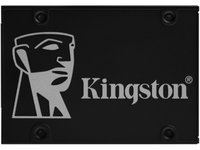 Kingston  KC600 512GB 2.5 SATA3 SSD SKC600/512G kép, fotó
