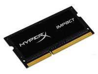Kingston  Notebook Memória  HyperX DDR3L 8GB 1866MHz CL11 SODIMM 1.35V Impact HX318LS11IB/8 kép, fotó