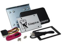 "Kingston  SSDNow UV400 480GB 2,5"" SATA3 SSD Upgrade kit SUV400S3B7A/480G kép, fotó"
