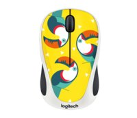 Logitech  M238 Wireless Mouse - Party Collection - Toucan 910-004714 kép, fotó