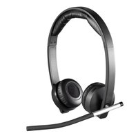 Logitech  Wireless Headset Dual H820e 981-000517 kép, fotó