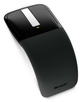 Microsoft  Arc Touch Mouse - Black RVF-00050 kép, fotó