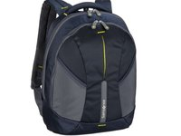 Samsonite  4mation BACKPACK M Hátizsák - Midnight Blue/Yellow 37N-001-002 kép, fotó