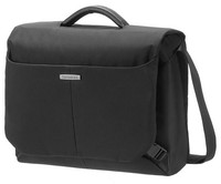 "Samsonite  Ergo-Biz Laptop Messenger 16"" - Black 46U-009-003 kép, fotó"