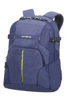"Samsonite  Rewind Laptop Backpack M 16"" - Dark Blue 10N-011-002 kép, fotó"