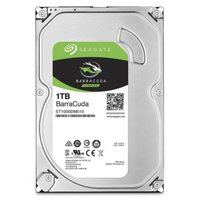 "Seagate  Barracuda Guardian 1TB SATA3 3.5"" HDD ST1000DM010 kép, fotó"