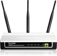 TP-Link  Access Point Wireless N 300Mbps TL-WA901ND kép, fotó