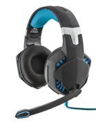 Trust   GXT 363 Headset 7.1 Bass Vibration Gamer USB  20407 kép, fotó