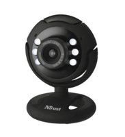 Trust  Spotlight Pro Webcam- Black  16428 kép, fotó