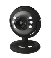 Trust  Spotlight Webcam- Black  16429 kép, fotó