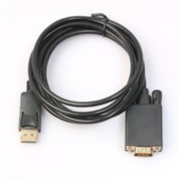 VCOM  Displayport to VGA (MALE-MALE) CG607-1.8 kép, fotó