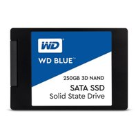 Western Digital  Blue 250GB 2,5