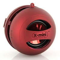 X-mini  II Capsule Speaker - Red XminiII_Red kép, fotó