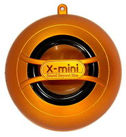 X-mini  UNO Capsule Speaker - Orange XminiUNO_Ong kép, fotó