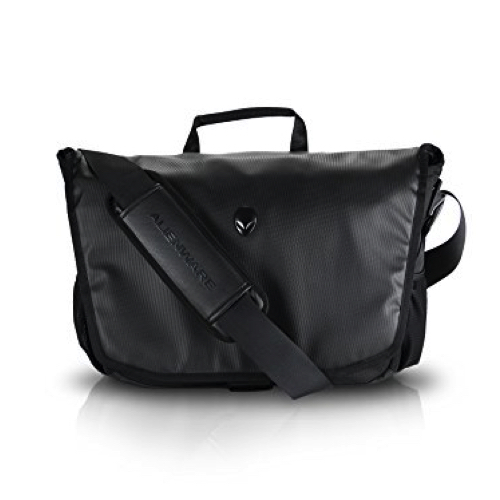 "Dell Alienware Vindicator Messenger Notebook Táska 13""- 17"" - Fekete"