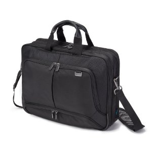 "Dicota  TopTraveler Pro Carrying Case 17.3"" - Black"