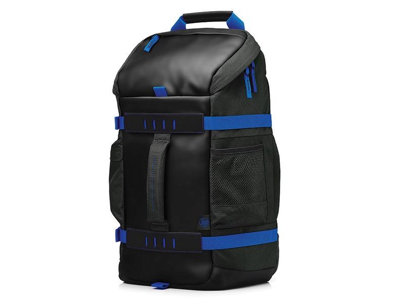 ... HP 15.6 Odyssey Sport Backpack - Kék Fekete Laptop táska ad215253d8