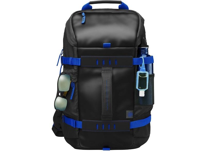 ... HP 15.6 Odyssey Sport Backpack - Kék Fekete Laptop táska 5e156c491b