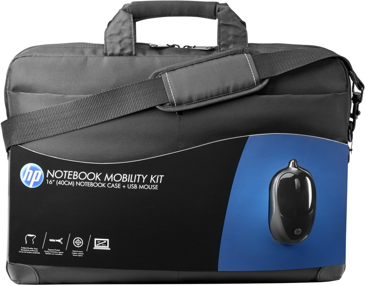 HP Mobility Kit Notebook táska 16
