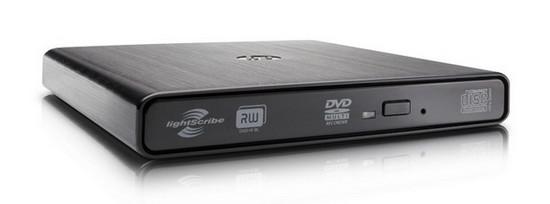 HP External USB CD DVD R RW Drive Külső optikai meghajtó ... fb111044a2