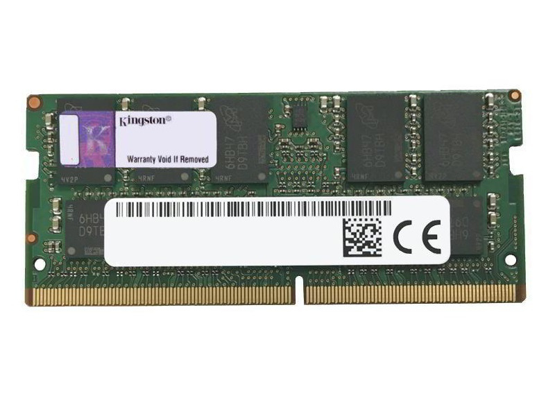Kingston  16GB DDR4 2400Mhz ECC sodimm memória