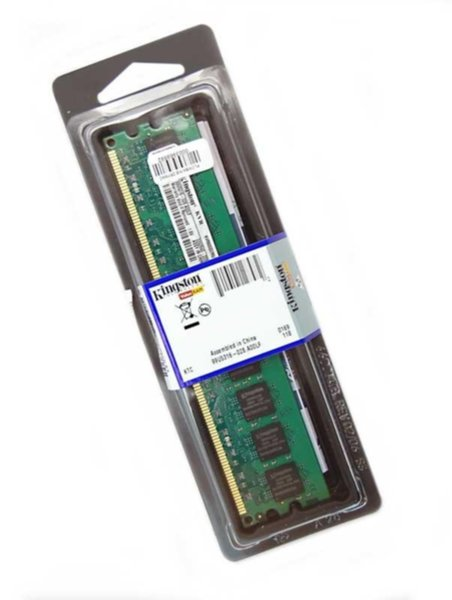 Kingston  8GB DDR3 1600MHz memória