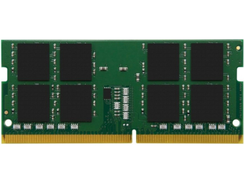 Kingston  16GB/3200MHz DDR-4 1Rx8 Notebook Memória