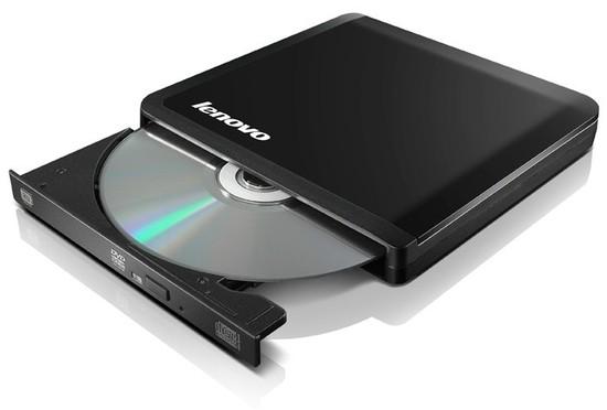 Lenovo ODD DVD Író Slim USB Portable Külső optikai meghajtó ... 4ad26e83d9