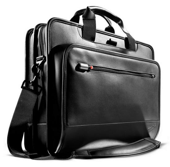 ... Lenovo ThinkPad Executive Leather Case Laptop táska e1d61cd47c