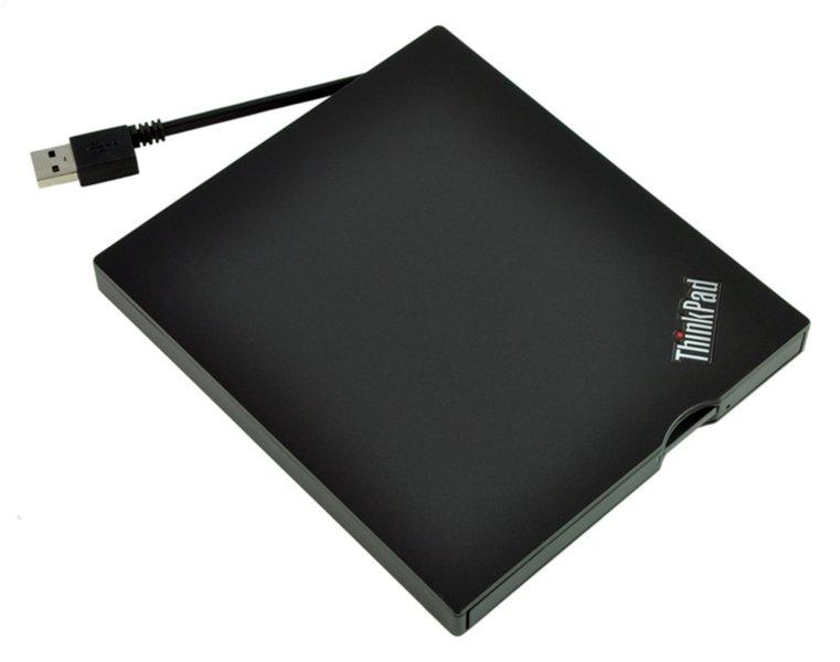 Lenovo UltraSlim külső USB DVD író - szürke Külső optikai meghajtó ... b38db30a8c