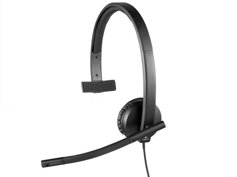 ... Logitech H570e vzetékes mono headset Multimédia ... d57d1728ae