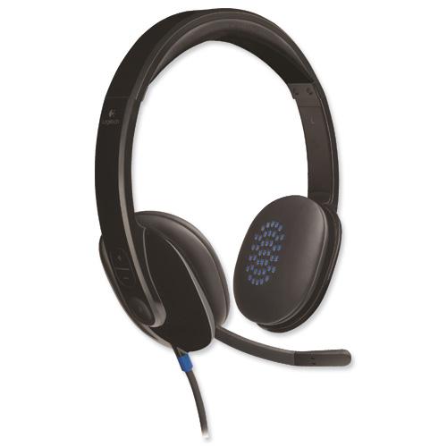 Logitech USB Headset H540 Multimédia  Logitech USB Headset H540 Multimédia  ... 128ce9be12