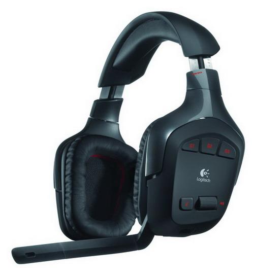 Logitech Wireless Gaming Headset G930 olcsó vásárlás 7e5752a688