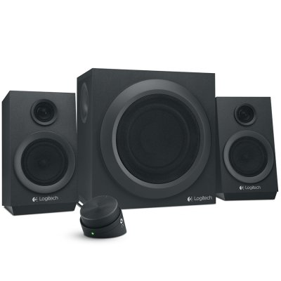 Logitech  Z333 Audio system 2.1 - Black
