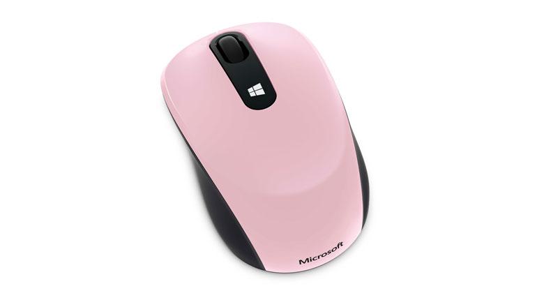 c3449b0346b7 ... Microsoft Sculpt Mobile Egér - Rózsaszín Egér, presenter, érintőceruza  ...